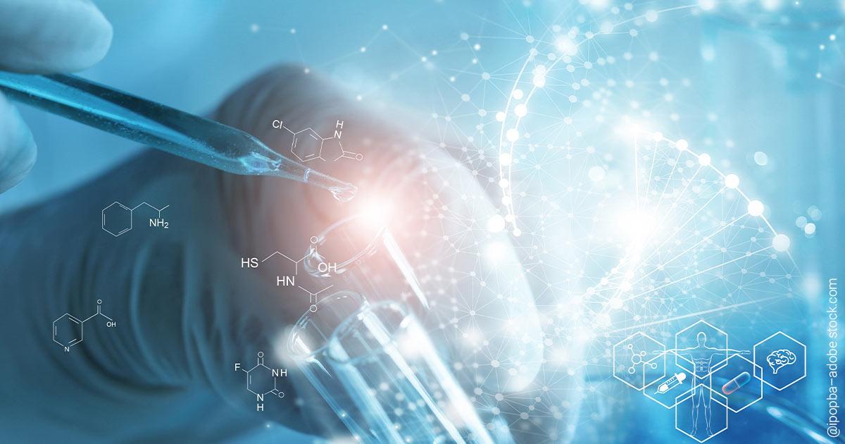 Die Entwicklungen in der Pharma- und Biotech-Branche sind vielversprechend.
