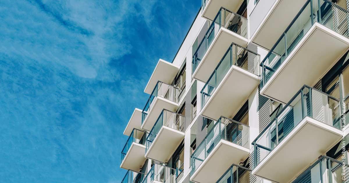 Mit ETFs weltweit in Immobilien investieren.
