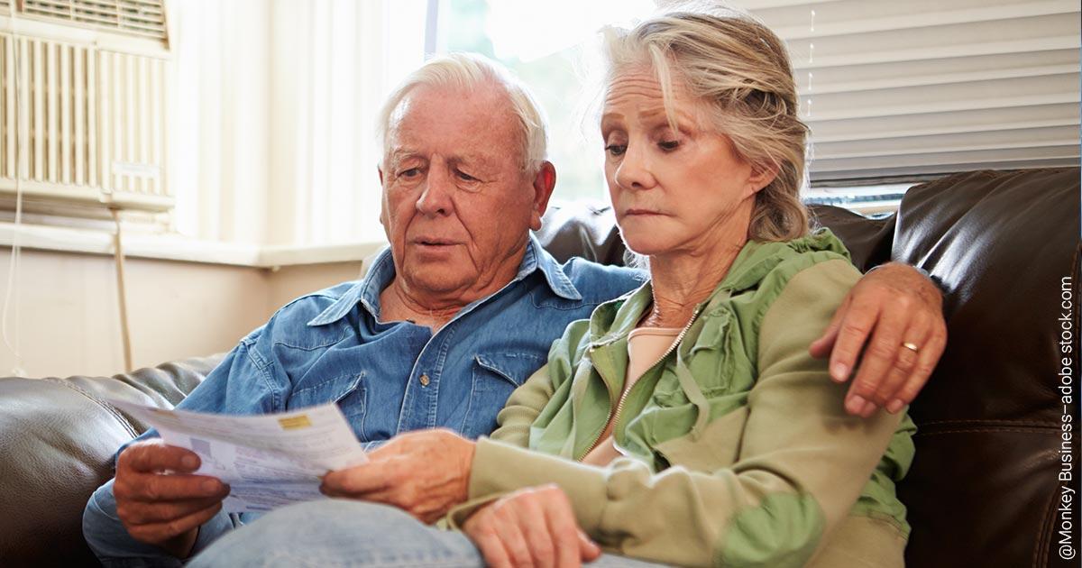 Armut in der Rente