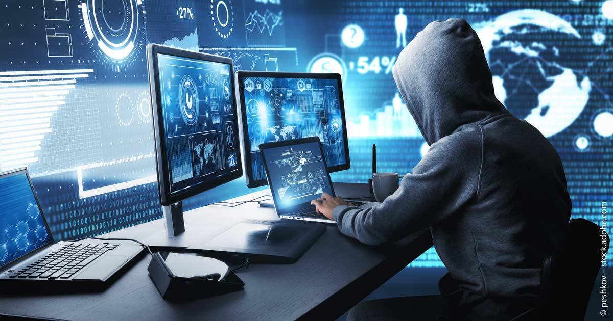 Mit der Zahl von Cyberangriffen wächst auch der Markt für Cybersicherheit.