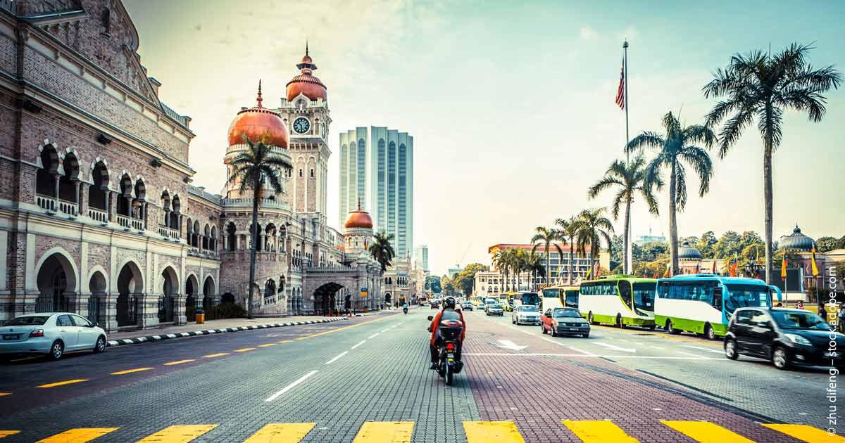 Malaysia-ETF: Es gibt ein (Wirtschafts-) Leben nach Corona.