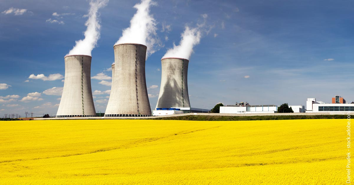 Nachhaltigkeit: Antizyklisch anlegen ist gleich in Atomstrom investieren?