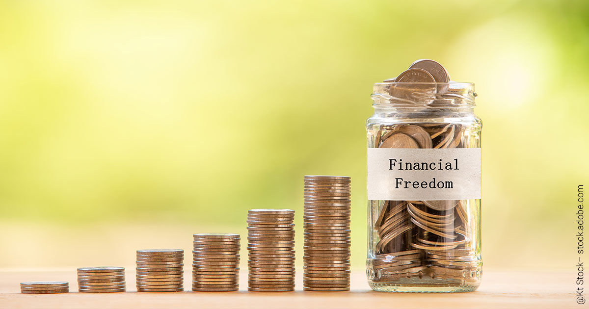 Minimal Frugal: Wie die Bloggerin 500.000 Euro ansparen möchte, bis sie 35 Jahre alt ist.