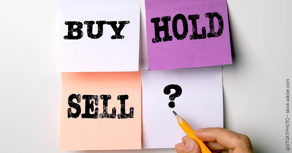 Warum man seine Aktien noch nicht verkaufen sollte.
